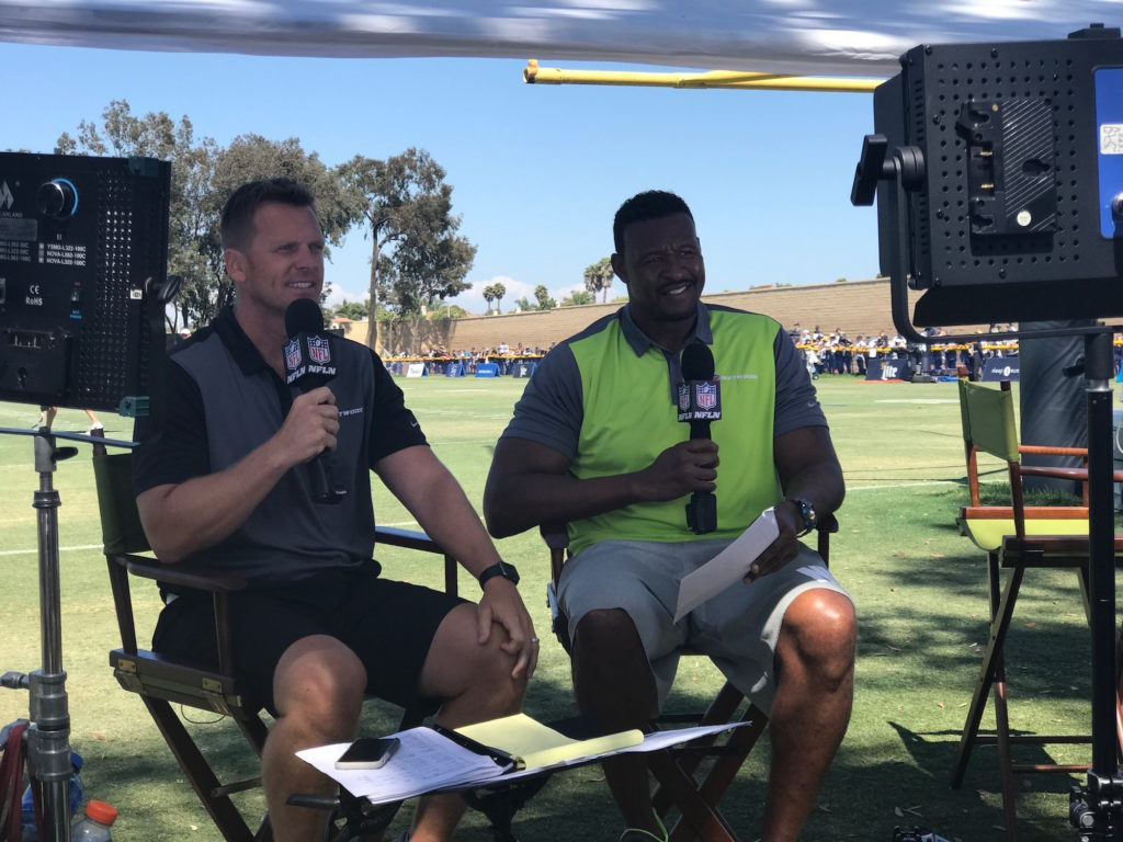 2017 Football Season Training Camp Predictions by Willie McGinest